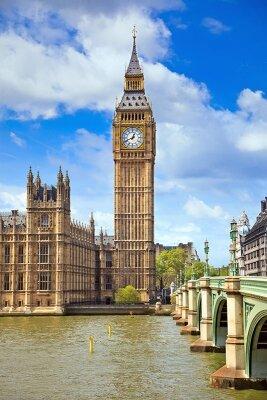 Фотообои Лондонский Биг Бен