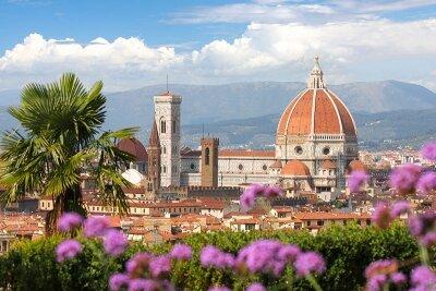 Фотообои Панорама Флоренции