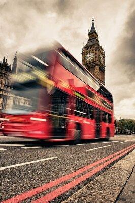 Фотообои Движение в Лондоне