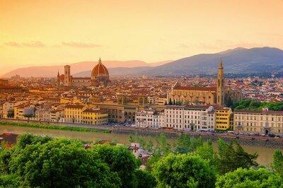 Фотообои Улицы Флоренции