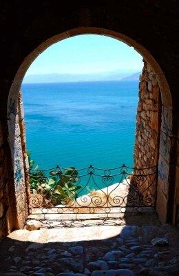 фотообои с видом на Адриатическое море