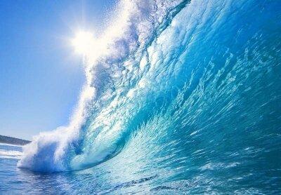 Фотообои высокая волна