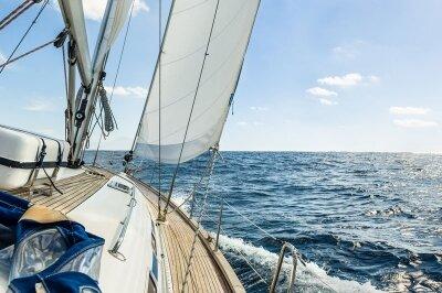 Фотообои Прогулка на яхте