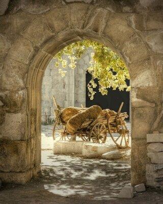Фотообои Каменная арка