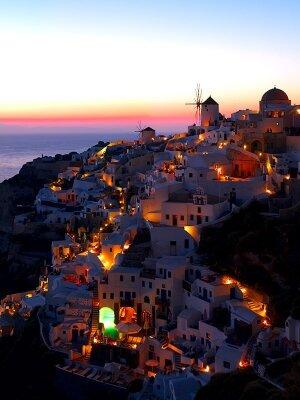 Фотообои Ночной остров