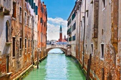 Знаменитый венецианский Гранд-канал