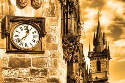 Фотообои Старая часовня