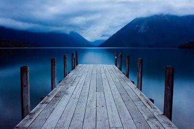Фотообои Пирс у озера