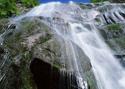 Фотообои Каскадный водопад