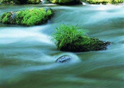 Фотообои Горные потоки
