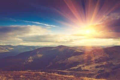 Рассветная панорама