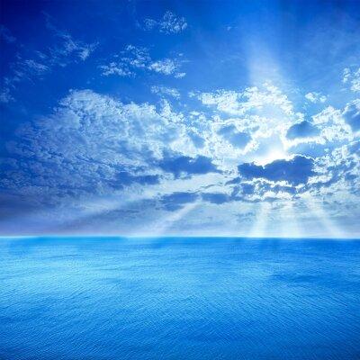 Фотообои Рассвет над морем