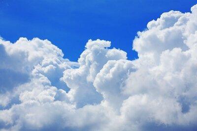 Фотообои Белое облако