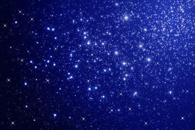Фотообои Звездны на ночном небе