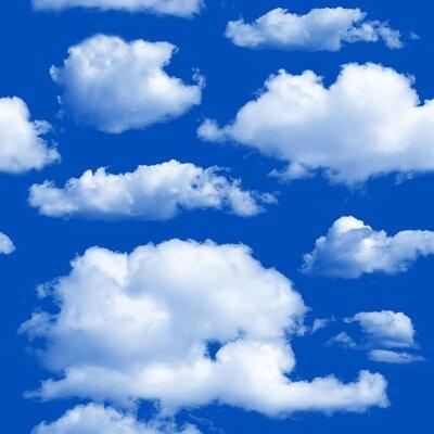 Фотообои Синее небо