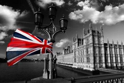 Фотообои для зала Флаг Британии