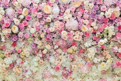 Фотообои Фонтан цветов