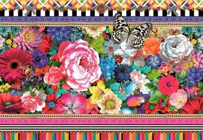Фотообои Разнообразие цветов