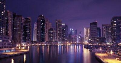 Фотообои Вид на ночной город
