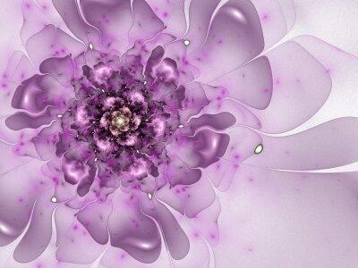 Фотообои Цветочная магия