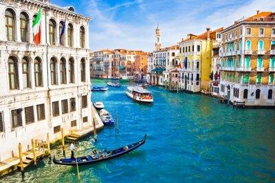 Фотообои для офиса Гранд канал Венеции