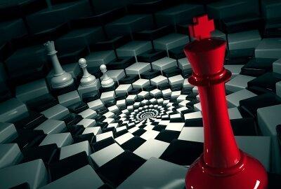 Фотообои для офиса Шахматные фигуры