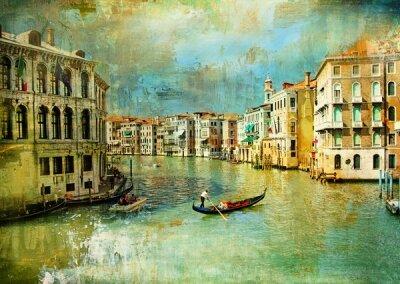 Фотообои для офиса Открытка из Венеции