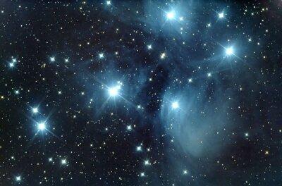 Фотообои для офиса Звездное небо