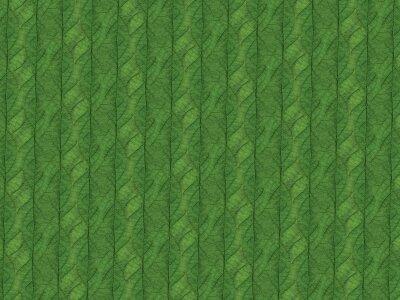 Дизайнерские фотообои листья фон