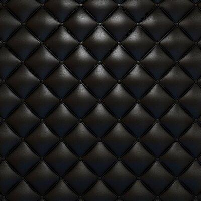 Фотообои Черная оббивка