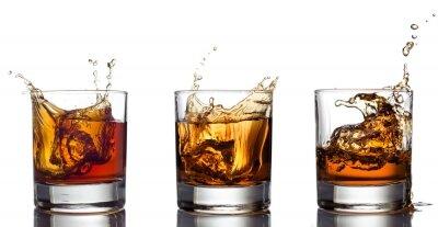 Фотообои Виски со льдом