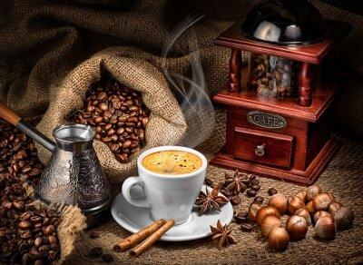 Фотообои Кофе с корицей