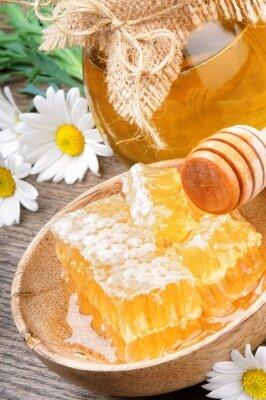 Фотообои мёд
