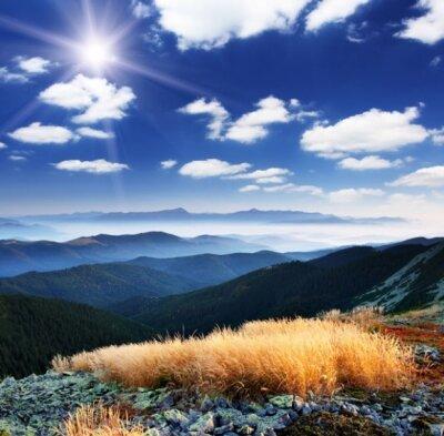 безумно красивые горы