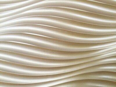 фотообои обьемные волны