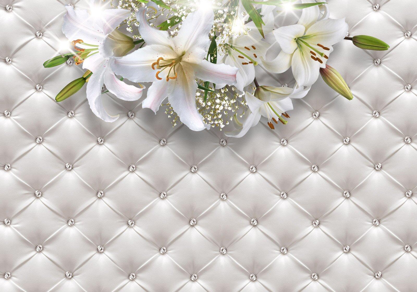 Фотообои Белое на белом