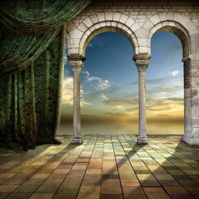 Интерьеры арка