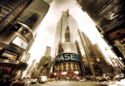 Фотообои нью-йоркский бизнес-центр