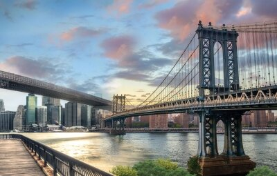 Фотообои мост город